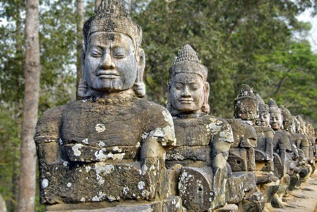 Cambodia - Honey Moon Destination