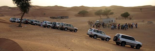 Dubai - Desert Safari