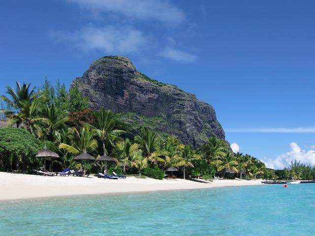 Mauritius Honeymoon location