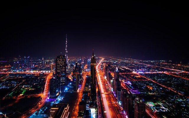 Dubai- City of Dreams