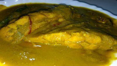 Quick Recipes: Pomfret Curry