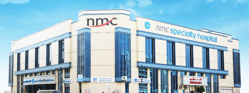 NMC Hospital Fraud