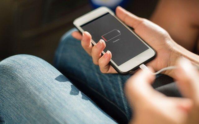 Battery Life Of Smartphones