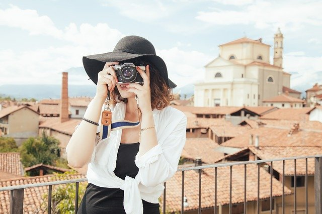 Tourist Travelling Abroad