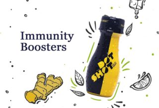 Dotshot- Boost the Immune System Naturally