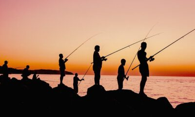 Fishing Locations in Australia