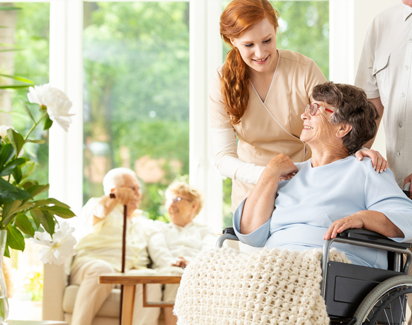 Old Aged Care Relocation