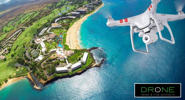 drone videography australia