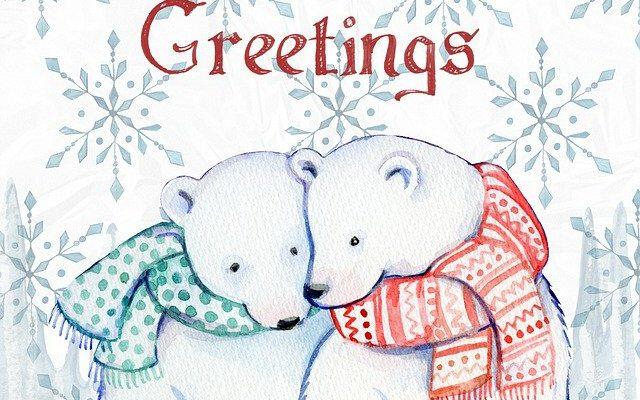 Seasons Greetings Holiday Cards