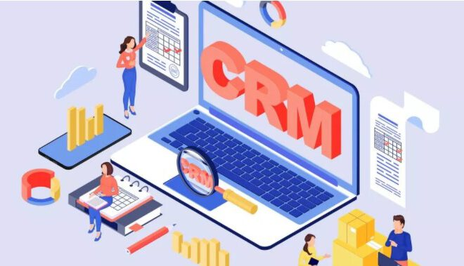 Mobile CRM Apps