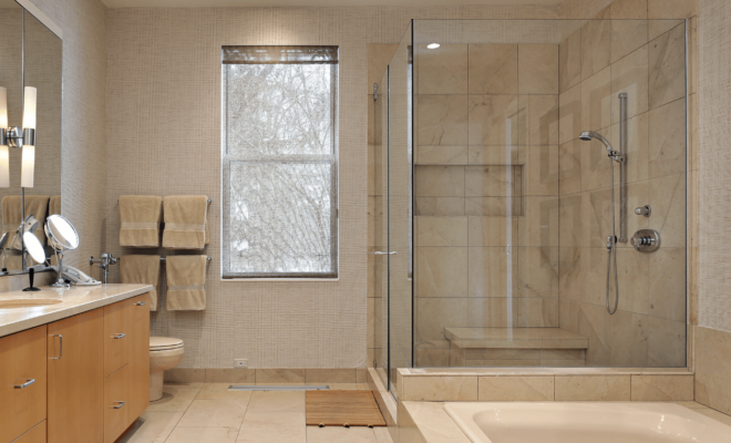 Benefits Of Glass Shower Enclosures