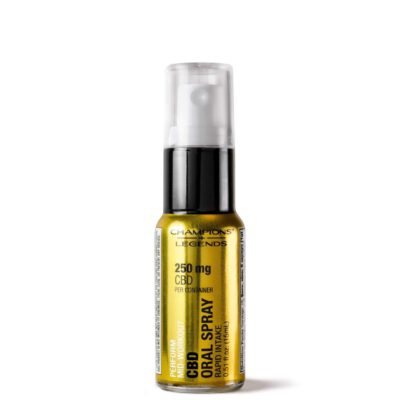 CBD Oil Spray