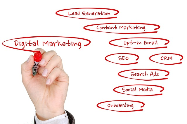 Six Digital Marketing Strategies for Small Businesses