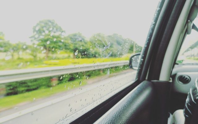 Monsoon tips on driving