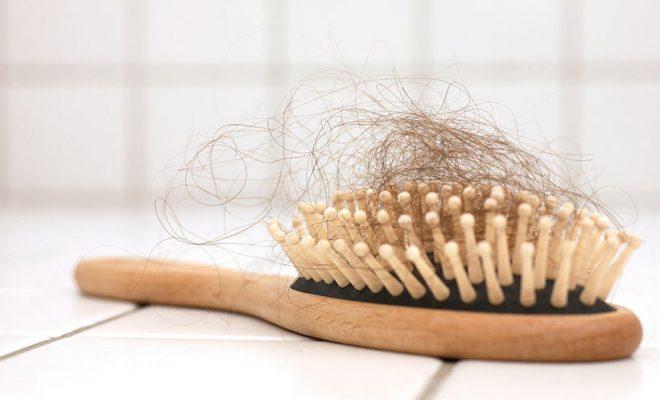hair falling tips