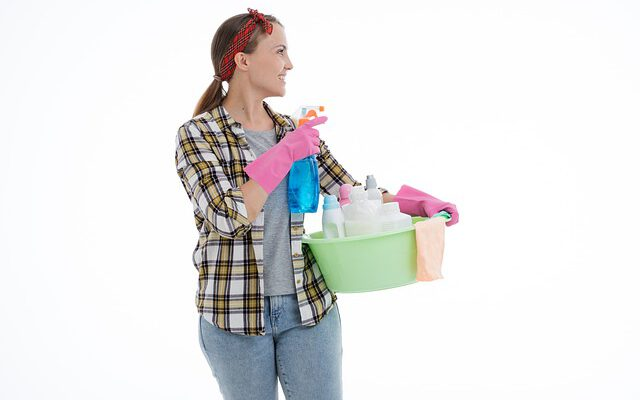 Cleaning Services in UAE