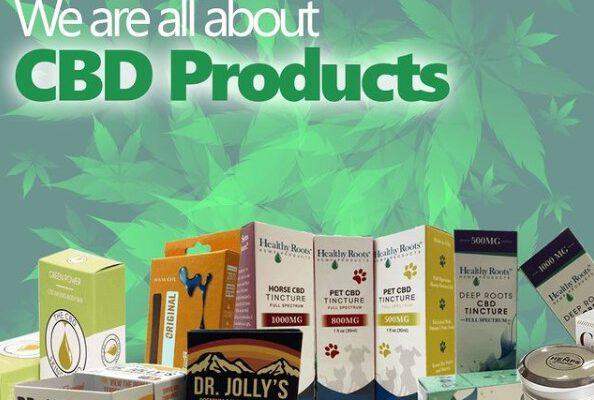 Custom Cannabis & CBD Packaging