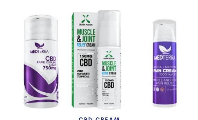 CBD Cream Benefits