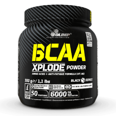 Benefits Of BCAA (Branched-Chain Amino Acid)