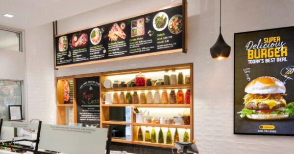 Digital Signage In Your Restaurant?